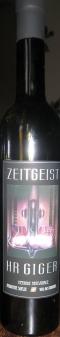 Zeitgeist Absinthe by H.R. Giger